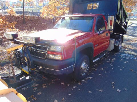 2006 Chevrolet Silverado 3500 for sale at Lakewood Auto in Waterbury CT
