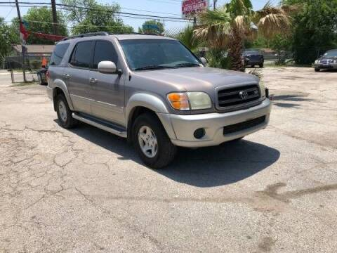 2002 Toyota Sequoia for sale at Approved Auto Sales in San Antonio TX