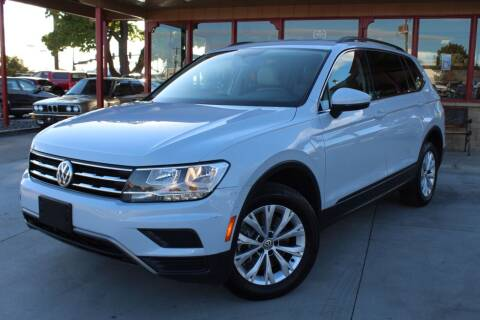 2019 Volkswagen Tiguan for sale at ALIC MOTORS in Boise ID