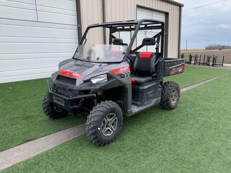 2015 Polaris Ranger 900 EPS for sale at VARA AUTOPLEX in Seguin TX