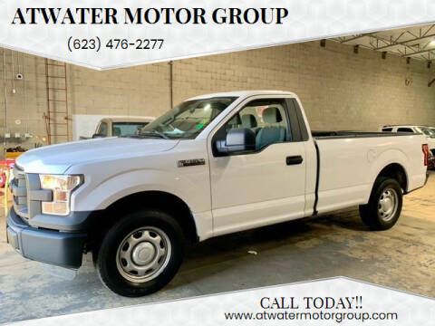 2015 Ford F-150 for sale at Atwater Motor Group in Phoenix AZ