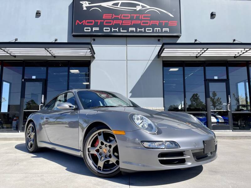 2005 Porsche 911 for sale at Exotic Motorsports of Oklahoma in Edmond OK