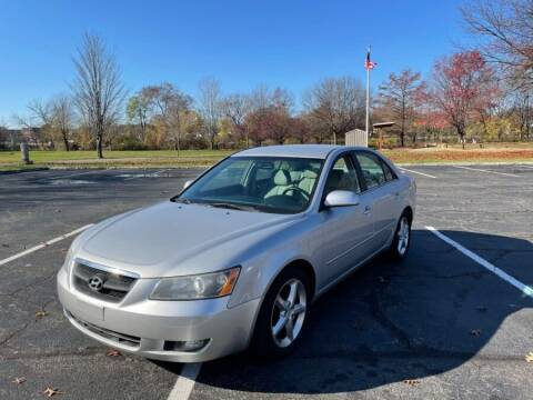 2008 Hyundai Sonata for sale at Cars With Deals in Lyndhurst NJ
