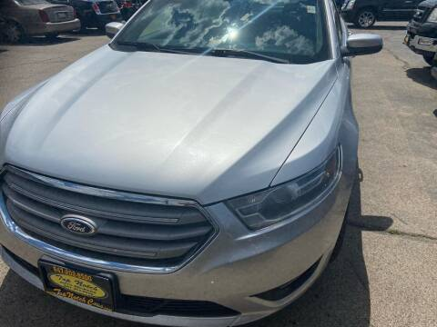 2014 Ford Taurus for sale at Top Notch Auto Brokers, Inc. in Palatine IL