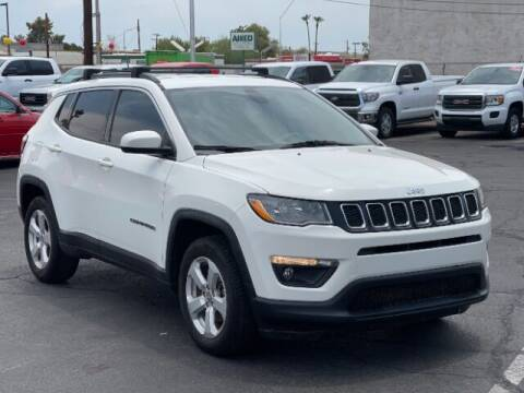 2018 Jeep Compass for sale at Brown & Brown Wholesale in Mesa AZ