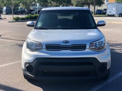 2017 Kia Soul for sale at Carlando in Lakeland FL