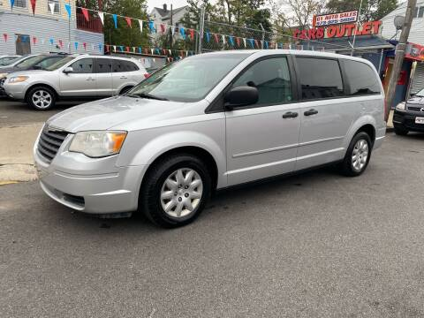 2008 Chrysler Town and Country for sale at G1 Auto Sales in Paterson NJ