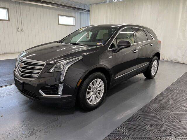 2019 Cadillac XT5 for sale at Monster Motors in Michigan Center MI