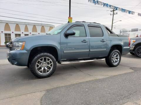 2012 Chevrolet Avalanche for sale at Messick's Auto Sales in Salisbury MD