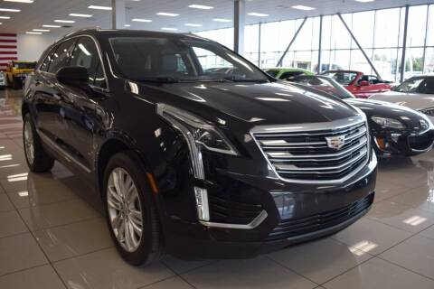 2017 Cadillac XT5 for sale at Legend Auto in Sacramento CA