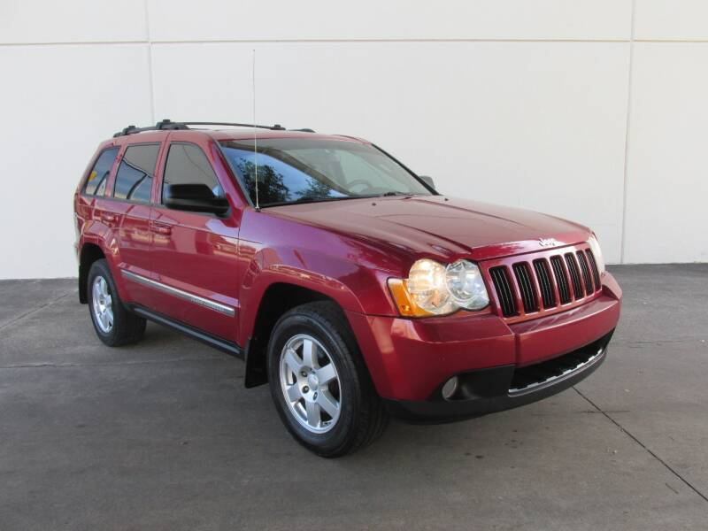 2010 Jeep Grand Cherokee for sale at QUALITY MOTORCARS in Richmond TX