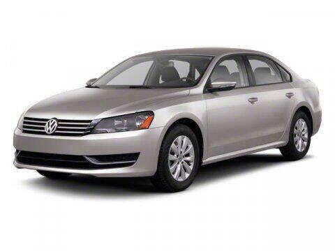2013 Volkswagen Passat for sale at DAVID McDAVID HONDA OF IRVING in Irving TX