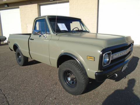 1972 Chevrolet C/K 10 Series for sale at Route 65 Sales & Classics LLC - Classic Cars in Ham Lake MN