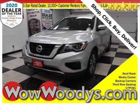 2017 Nissan Pathfinder for sale at WOODY'S AUTOMOTIVE GROUP in Chillicothe MO