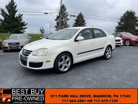 2008 Volkswagen Jetta for sale at Best Buy Pre-Owned in Manheim PA