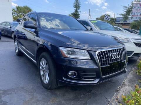 2015 Audi Q5 for sale at Mike Auto Sales in West Palm Beach FL