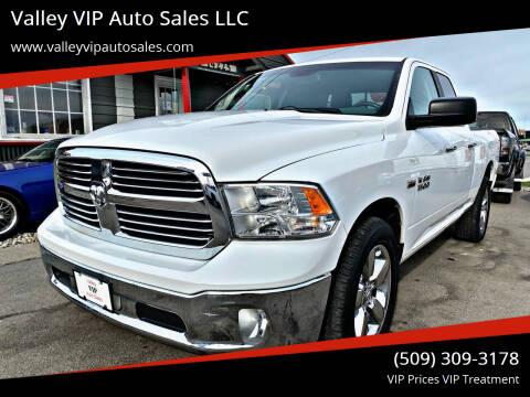 2013 RAM Ram Pickup 1500 for sale at Valley VIP Auto Sales LLC in Spokane Valley WA