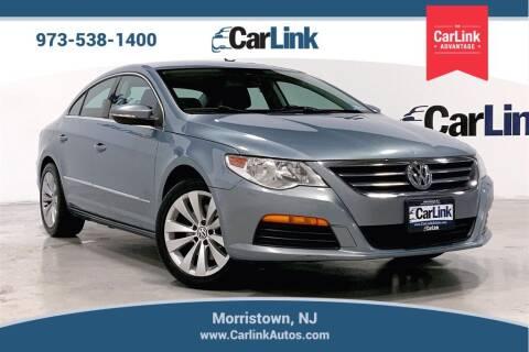 2011 Volkswagen CC for sale at CarLink in Morristown NJ