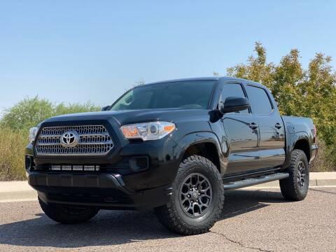 2016 Toyota Tacoma for sale at AZ Auto Gallery in Mesa AZ