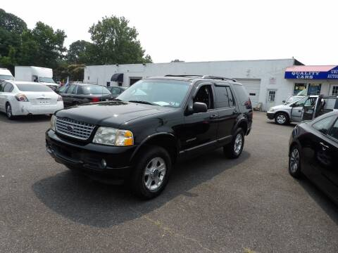 2002 Ford Explorer for sale at United Auto Land in Woodbury NJ