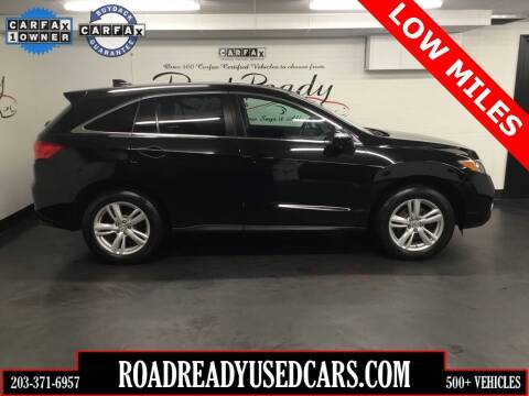2015 Acura RDX for sale at Road Ready Used Cars in Ansonia CT