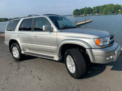 1999 Toyota 4Runner for sale at Affordable Autos at the Lake in Denver NC