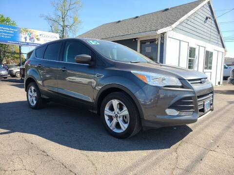 2015 Ford Escape for sale at Universal Auto Sales in Salem OR