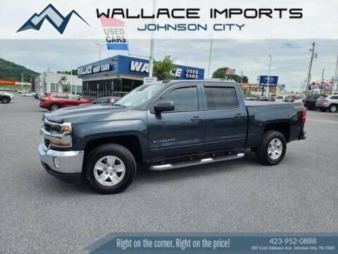 2017 Chevrolet Silverado 1500 for sale at WALLACE IMPORTS OF JOHNSON CITY in Johnson City TN