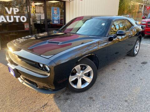2015 Dodge Challenger for sale at VP Auto in Greenville SC