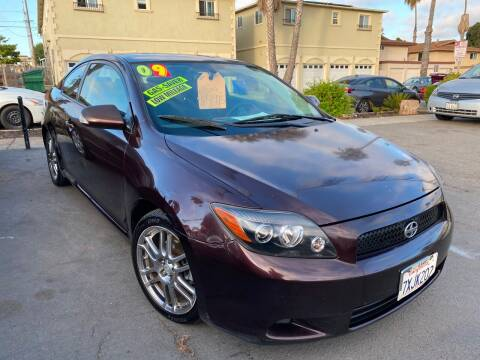 2009 Scion tC for sale at North County Auto in Oceanside CA
