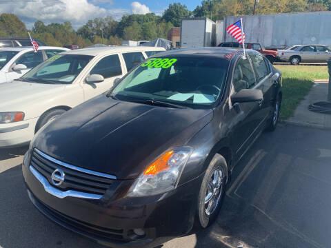 2009 Nissan Altima for sale at Wheel'n & Deal'n in Lenoir NC
