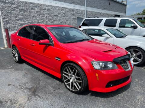 2008 Pontiac G8 for sale at Weaver Motorsports Inc in Cary NC