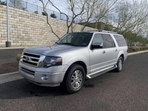 2012 Ford Expedition EL for sale at Autos by Jeff Tempe in Tempe AZ
