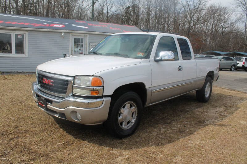 2007 GMC Sierra 1500 Classic for sale at Manny's Auto Sales in Winslow NJ