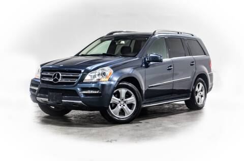 2012 Mercedes-Benz GL-Class for sale at CarXoom in Marietta GA