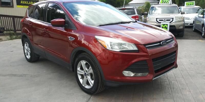 2014 Ford Escape for sale at AUTOTEX FINANCIAL in San Antonio TX