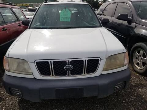 2001 Subaru Forester for sale at 2 Way Auto Sales in Spokane Valley WA