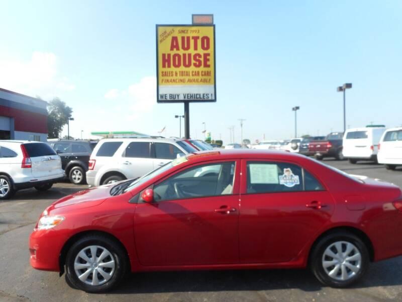 2010 Toyota Corolla for sale at AUTO HOUSE WAUKESHA in Waukesha WI