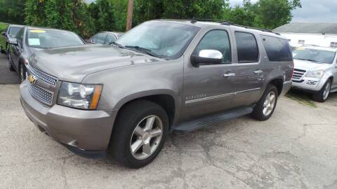 2012 Chevrolet Suburban for sale at Unlimited Auto Sales in Upper Marlboro MD
