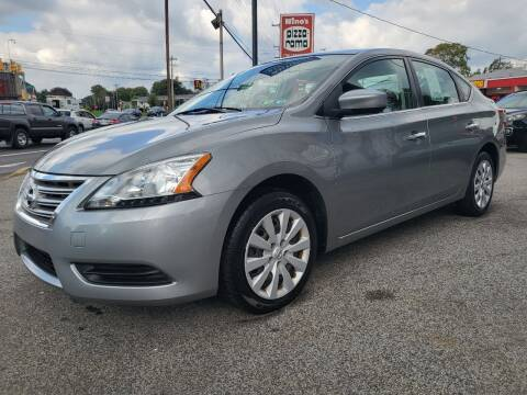 2014 Nissan Sentra for sale at Autobahn Motor Group in Willow Grove PA