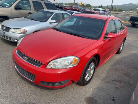 2011 Chevrolet Impala for sale at Cliff's Qualty Auto Sales in Spokane WA