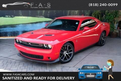 2017 Dodge Challenger for sale at Best Car Buy in Glendale CA