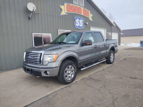 2010 Ford F-150 for sale at CARS ON SS in Rice Lake WI