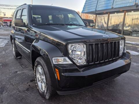 2010 Jeep Liberty for sale at GREAT DEALS ON WHEELS in Michigan City IN