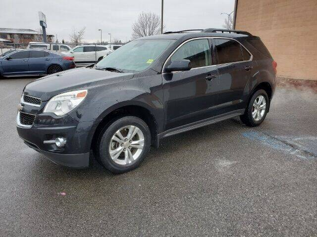 2012 Chevrolet Equinox for sale at Group Wholesale, Inc in Post Falls ID