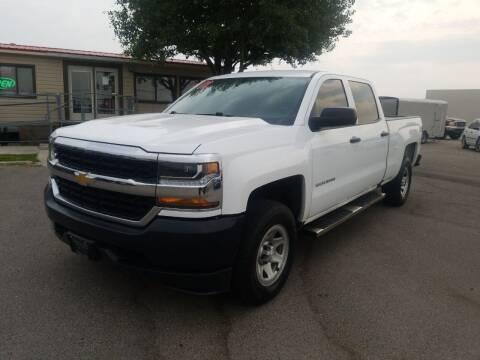 2018 Chevrolet Silverado 1500 for sale at Revolution Auto Group in Idaho Falls ID