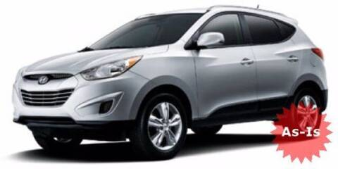 2012 Hyundai Tucson for sale at Stephen Wade Pre-Owned Supercenter in Saint George UT