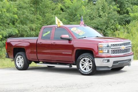 2015 Chevrolet Silverado 1500 for sale at McMinn Motors Inc in Athens TN