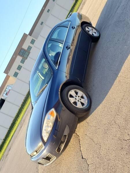 2011 Chevrolet Impala for sale at JORDAN & K INC. in River Grove IL