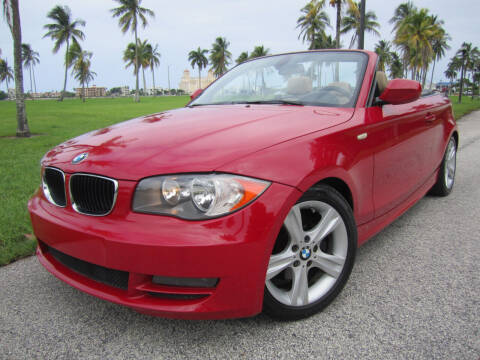 2011 BMW 1 Series for sale at FLORIDACARSTOGO in West Palm Beach FL